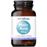 Viridian Malic Acid 500 mg.