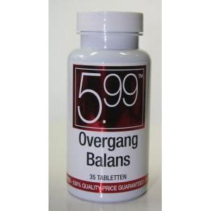 5,99 Overgang balans