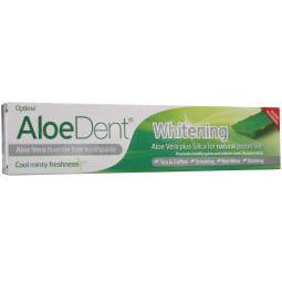 Aloe Dent Aloe vera tandpasta white