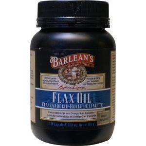 Barleans Flaxseed oil 1000mg