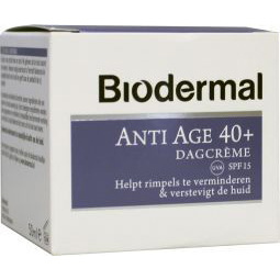 Biodermal Dagcreme anti age 40+