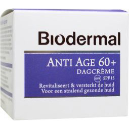 Biodermal Dagcreme anti age 60+