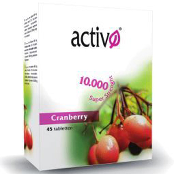 Activo Power Health Cranberry s strengh power