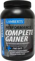 Lamberts Weight gain  Performance Complete Gainer + Fine Oats
