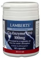 Lamberts Co- Enzym Q10 100 mg.