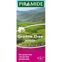 Piramide thee Groene thee met Jasmijn Biologisch