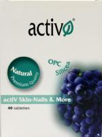 Activo Power Health actiV Skin & Nails & more