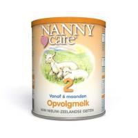 Nanny Care Opvolgmelk van Nieuw-Zeelandse geiten.
