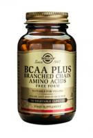 Solgar BCAA plus vegetable capsules