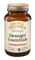 Essential Organics PlantCaps Zwanger Essentials