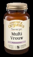 Essential Organics PlantCaps Multi Vrouw
