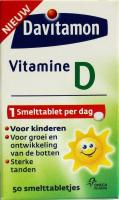 Davitamon Vitamine D kind smelttablet