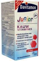 Davitamon Junior 2+ Kauw-Vitamines.