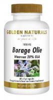Golden Naturals Borage olie