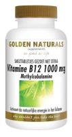 Golden Naturals Vitamine B12 methylcobalamine 1000 mcg