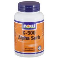 NOW C-500 alpha sorb