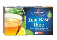 Lucovitaal Zuurbase thee
