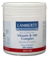 Lamberts Vitamine B100 complex