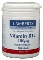Lamberts Vitamine B12 100 mcg