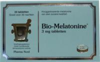 Pharma Nord Bio melatonine 3mg