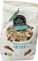 Royal Green Cereals coconut raisin granola