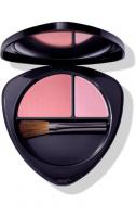 Hauschka Blush duo 02 dewy peach