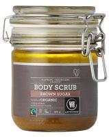 Urtekram Body scrub brown sugar lavender eucalyptus