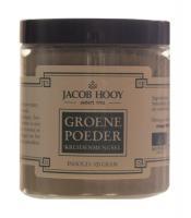 Jacob Hooy Groene poeder pot
