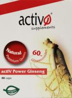 Activo Power Health Activ power ginseng
