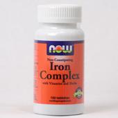 NOW Iron Complex