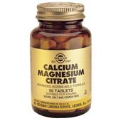 Solgar Calcium Magnesium Citrate