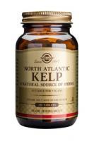 Solgar Kelp (jodium) tablets