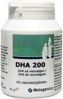 Metagenics DHA 200 mg.