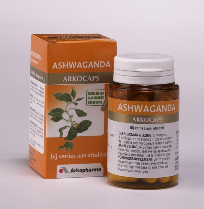 Arkocaps Ashwaganda