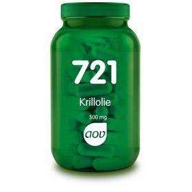 AOV 721 Krillolie 500 mg