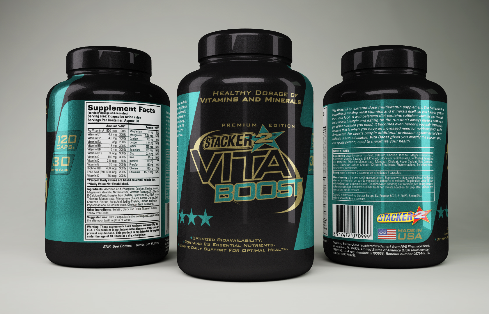 Stacker Vita Boost