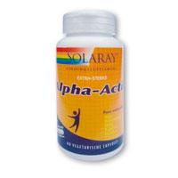 Solaray Alpha Actin