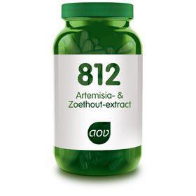 AOV 812 Artemisia & Zoethout-extract