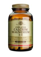 Solgar Calcium/Magnesium 1:1 (chelated)