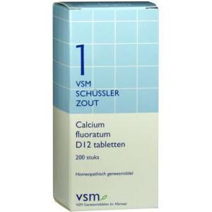 VSM Schussler  1 Calcium fluoratum D12