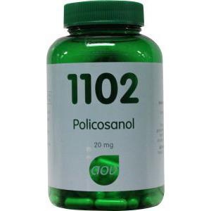 AOV 1102 Policosanol 20mg