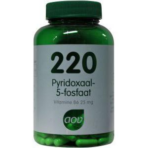 AOV 220 Pyridoxaal-5-fosfaat