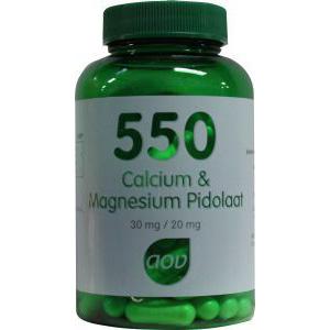 AOV 550 Calcium Magnesium Pidolaat