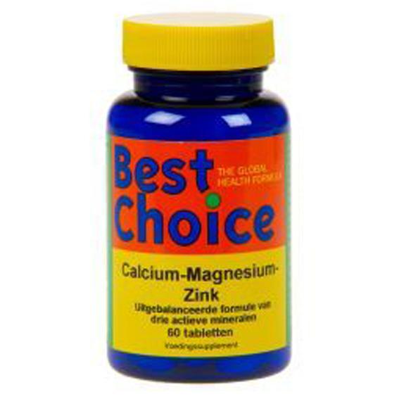 Best Choice Calcium magnesium zinc