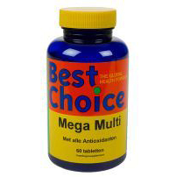 Best Choice Mega multi