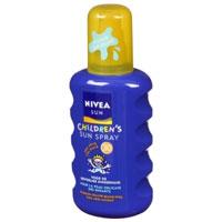 Nivea Sun children spray BF30