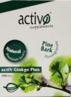 Activo Power Health Ginkgo biloba plus