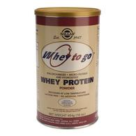 Solgar Whey To Go Protein Chocolate