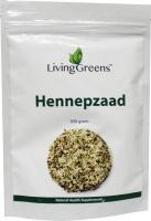 Livinggreens Hennepzaadjes bio