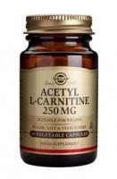 Solgar Acetyl-L-Carnitine 250 mg